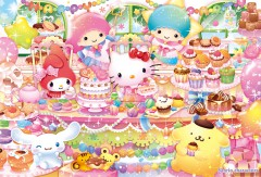 Happy sweets party