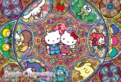 Sanrio stained glass musical