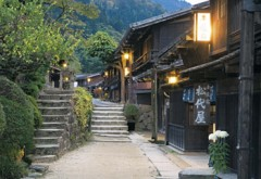 Tsumago - old post town