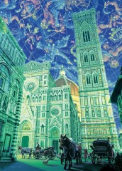 Florence cathedral star atlas