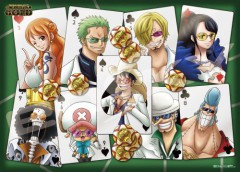One Piece card deck