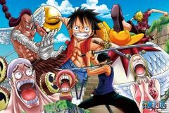 One piece: Island of Skypiea