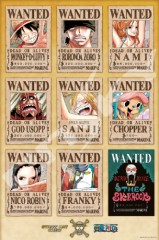New wanted posters