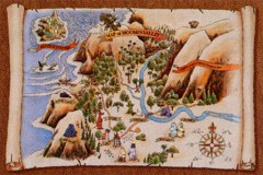 Moominvalley Map I