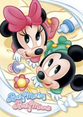 Baby Mickey and Baby Minnie