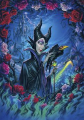 Dark beauty (Maleficent)