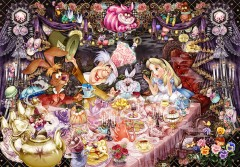 Alice dream tea party