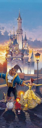 Sunset waltz (Beauty and the Beast)