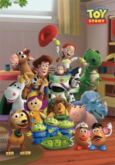 New friends (Toy Story)