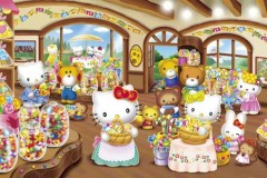Candy shop (Hello Kitty)