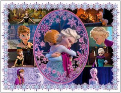 Scenes from Frozen