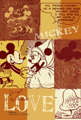 Mickey and Minnie proposal