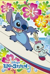 Surfing (Stitch)