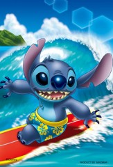 Stitch surfing