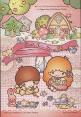 Relax time (Little Twin Stars)