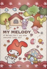 Forest friends (My Melody)